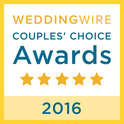 Royal Wedding Prague, WeddingWire Couples' Choice Award Winner 2016