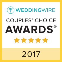 Royal Wedding Prague, WeddingWire Couples' Choice Award Winner 2017