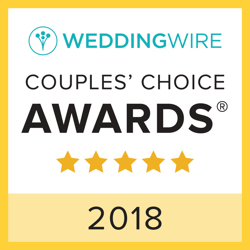Royal Wedding Prague, WeddingWire Couples' Choice Award Winner 2018