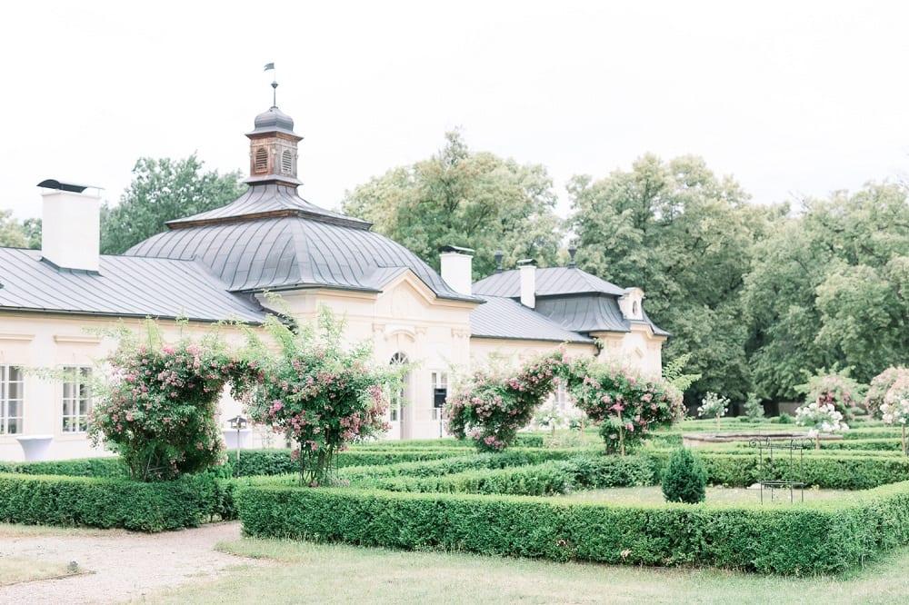 Wedding at Bon Repos Chateau