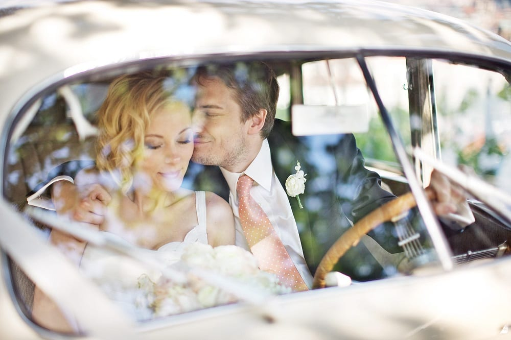 Private wedding package