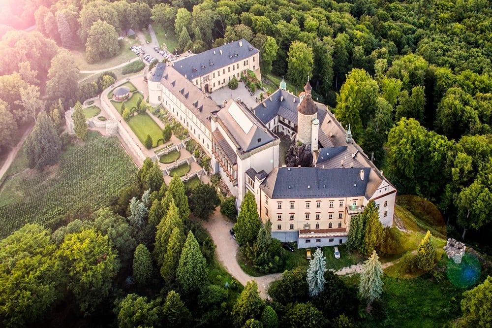 Zbiroh-castle