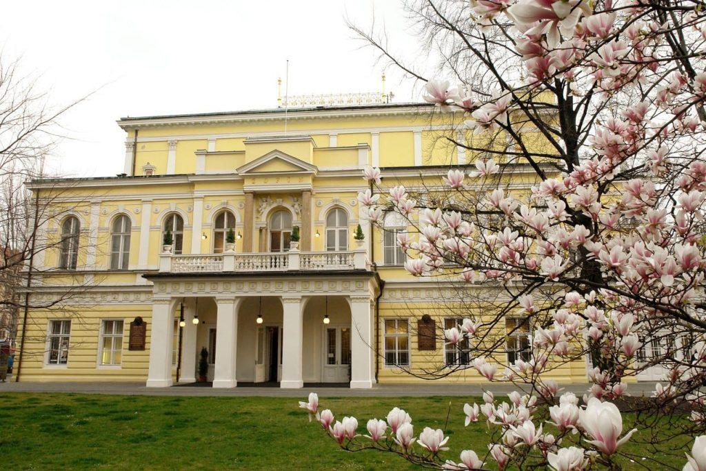 Wedding at the Zofin Palace