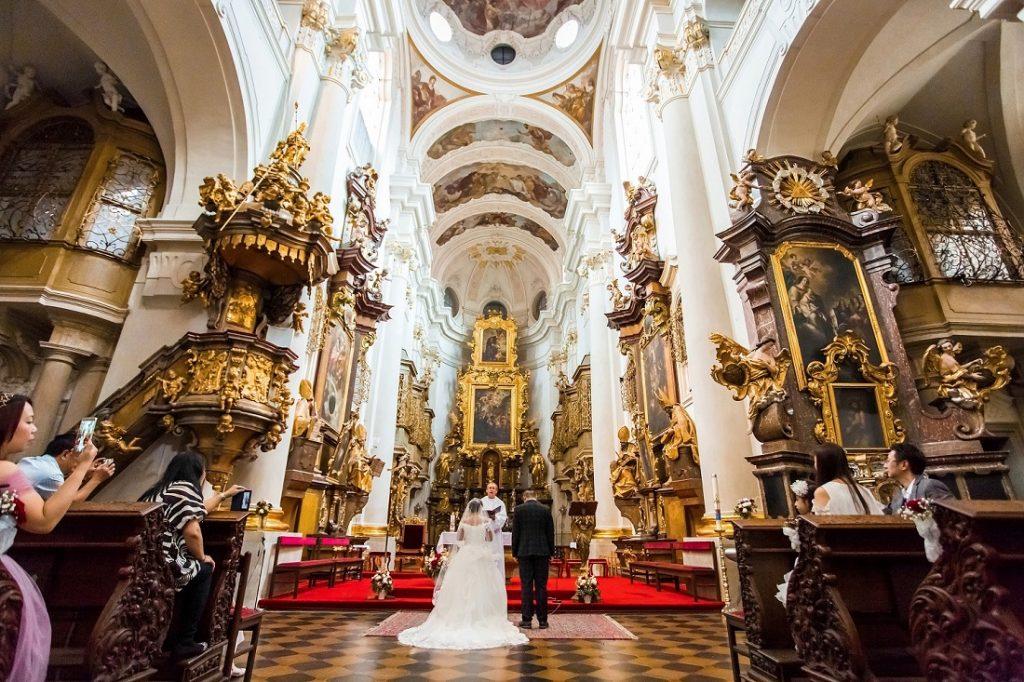 Православное церковное венчание