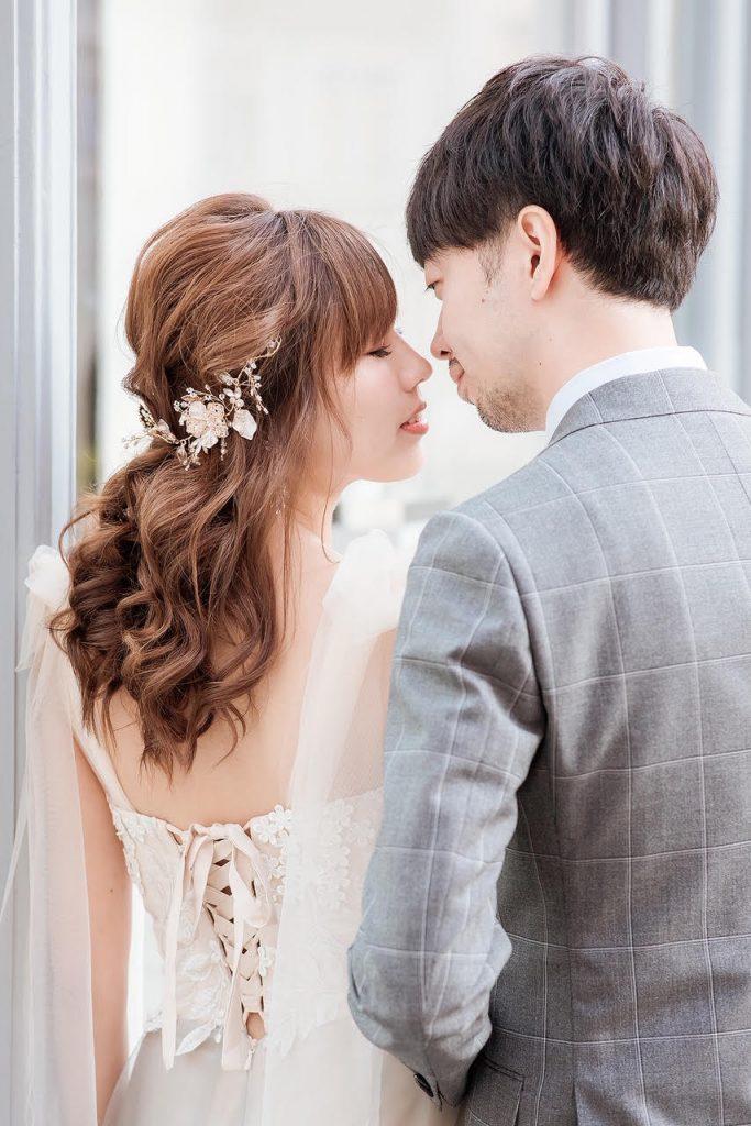 работа с моделями на свадьбе