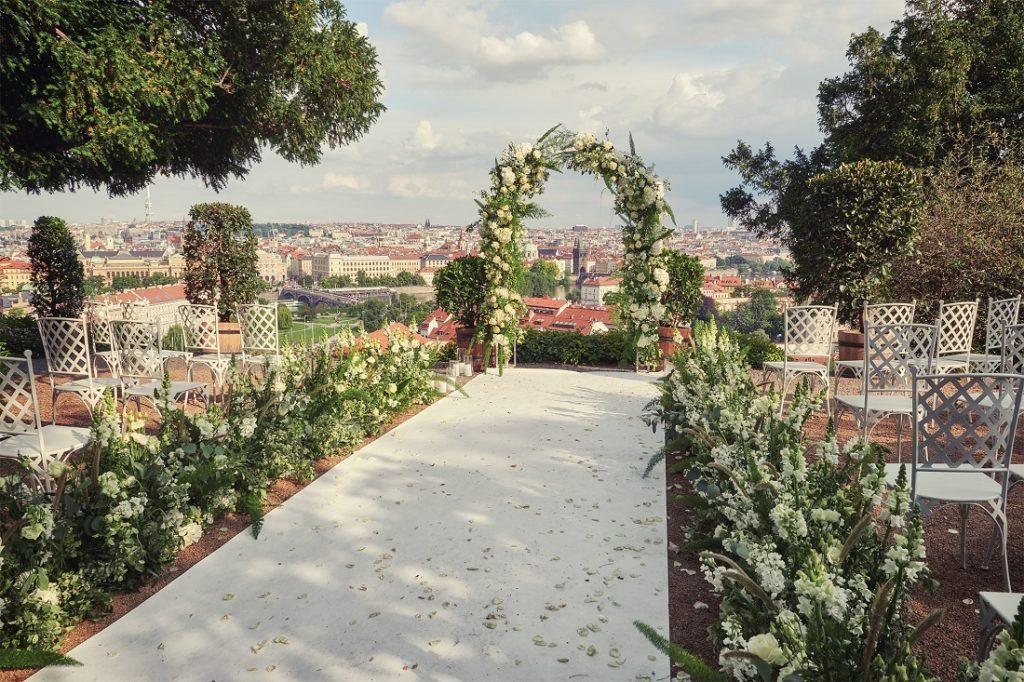 Villa Richer wedding venue