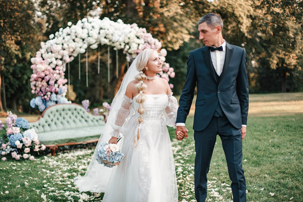 Individual wedding planning