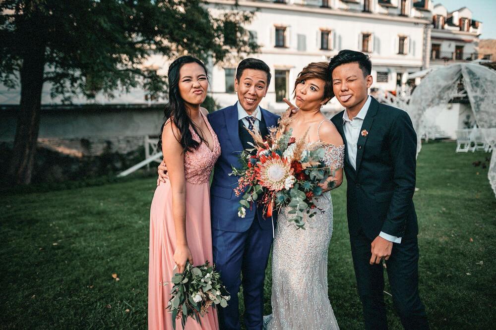 LQBT+ wedding ceremony
